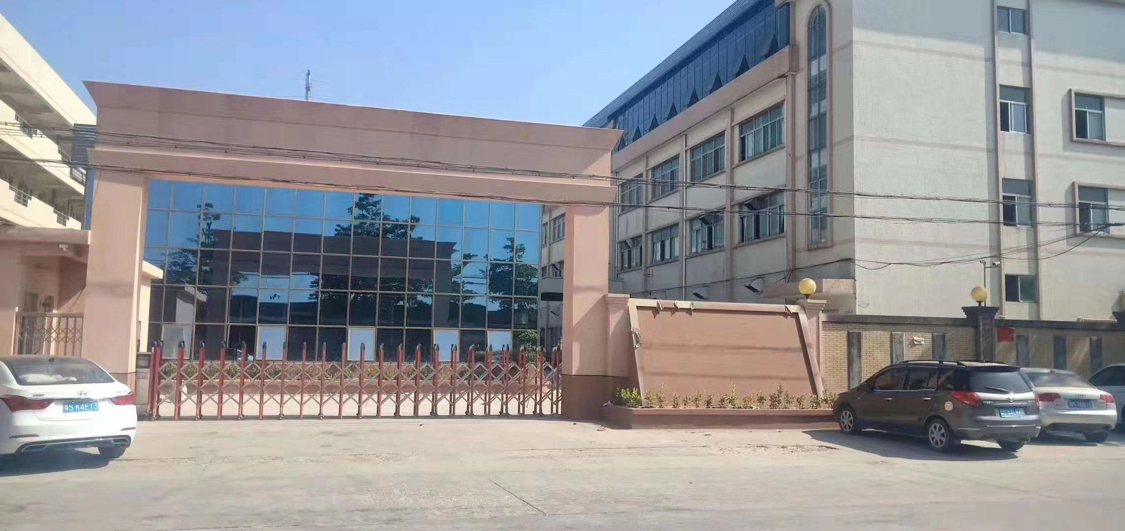 博罗324国道边独门独院重工业厂房16000平
