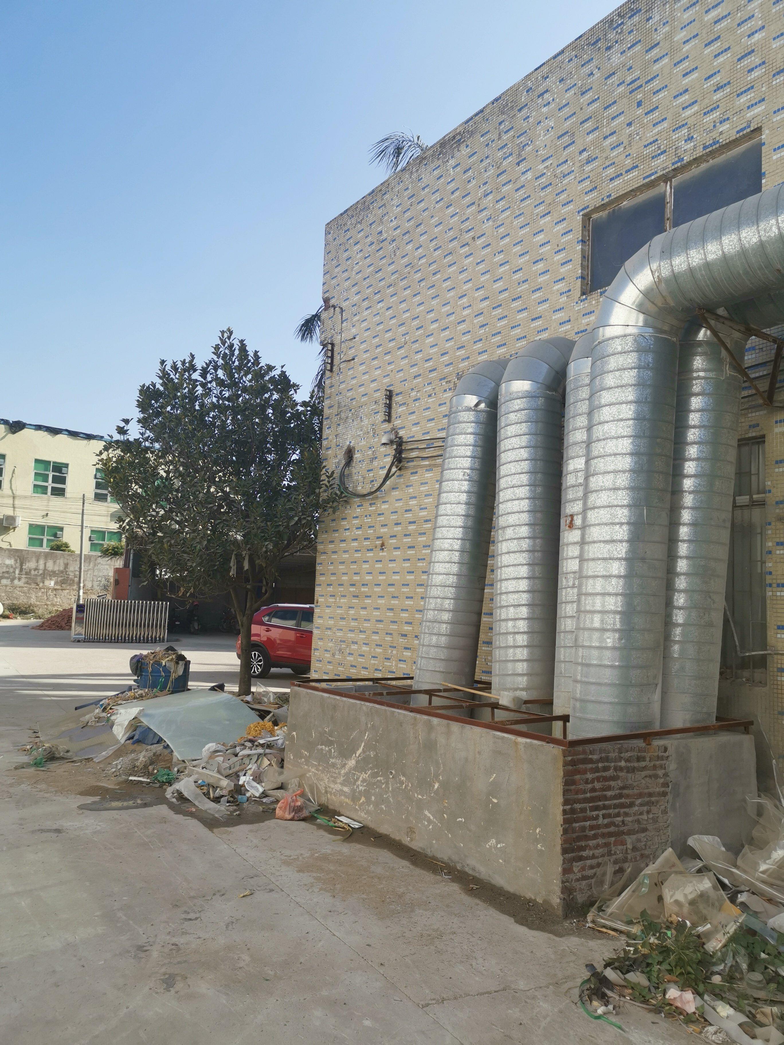 临深钢结构厂房招商,建筑7500㎡,售价1500万