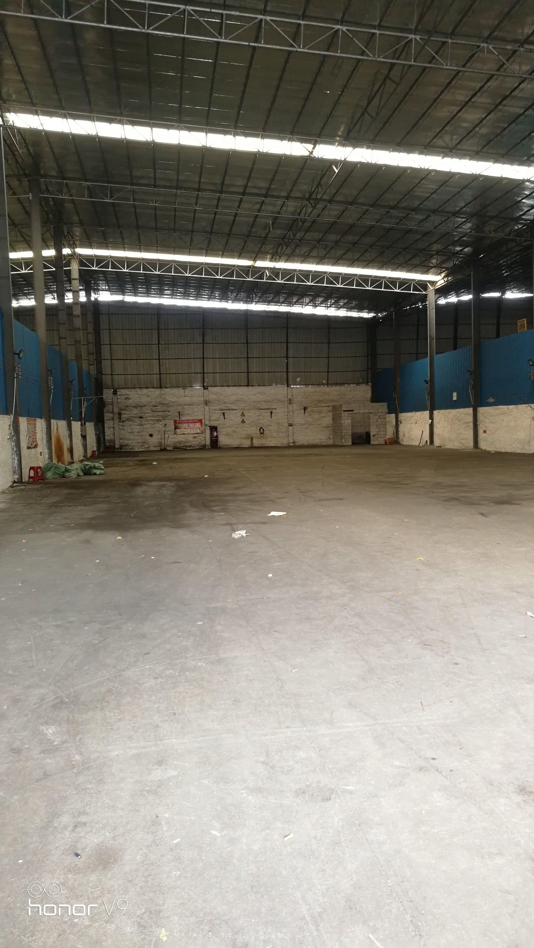 大沥镇原房东独门独院单一层滴水12米600方厂房出租