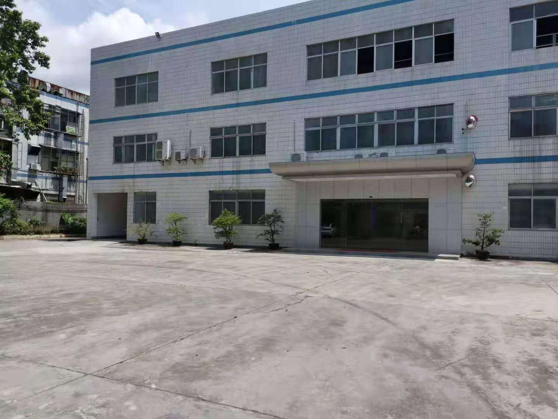 园洲高速出口小独院占地1912平单一层建筑1380平方出售