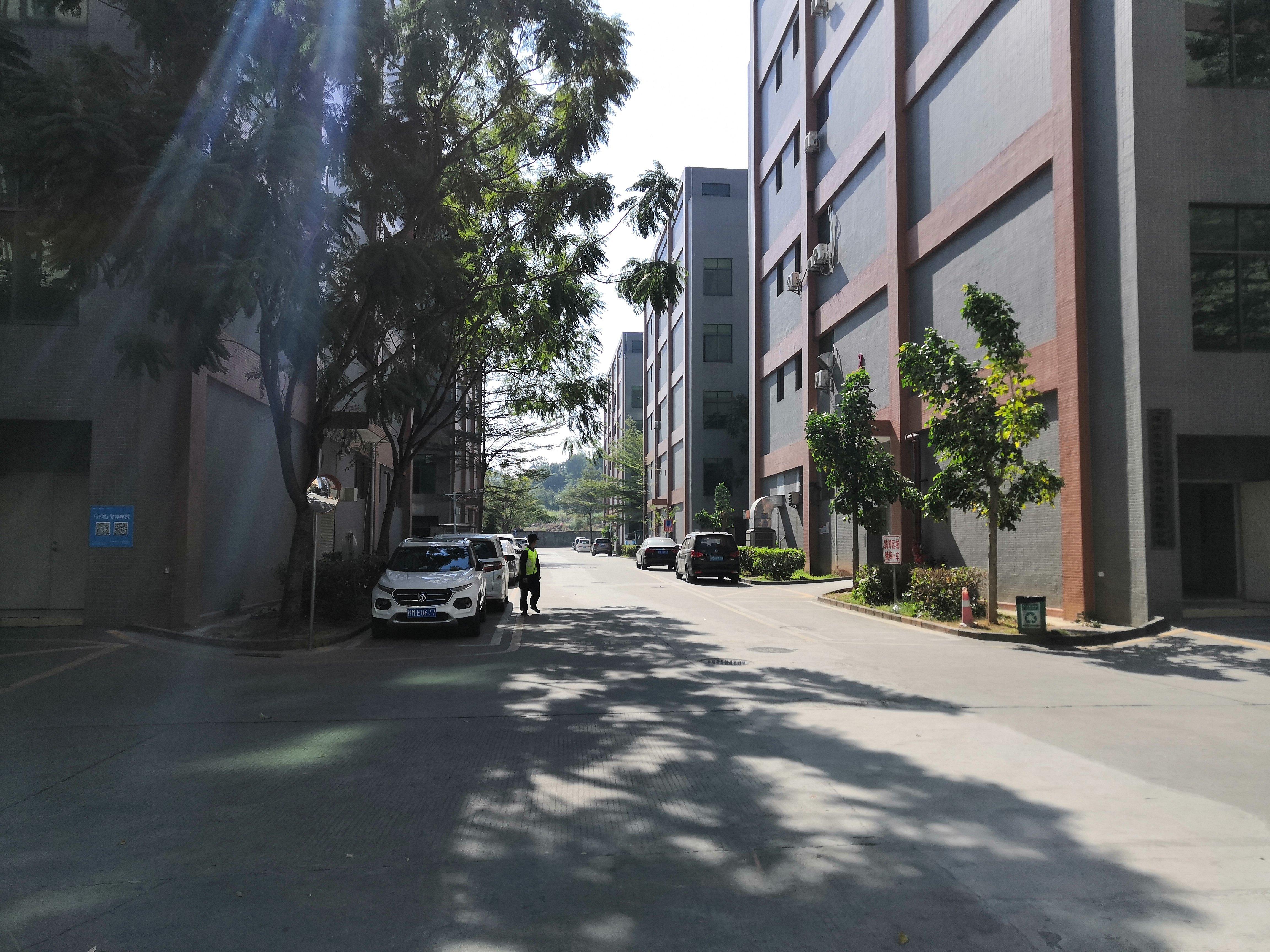 龙华上塘原房东独院4000平米厂房出租仓库招200平起分租