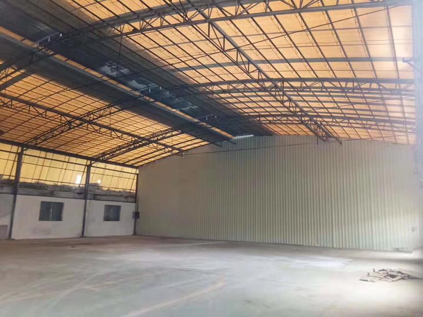 江门蓬江区荷塘13000方单一层厂房出租