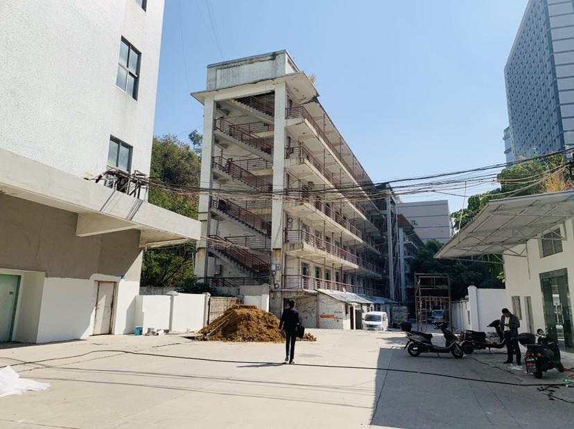 西乡固戍银田宏发工业区厂房大小面积出租