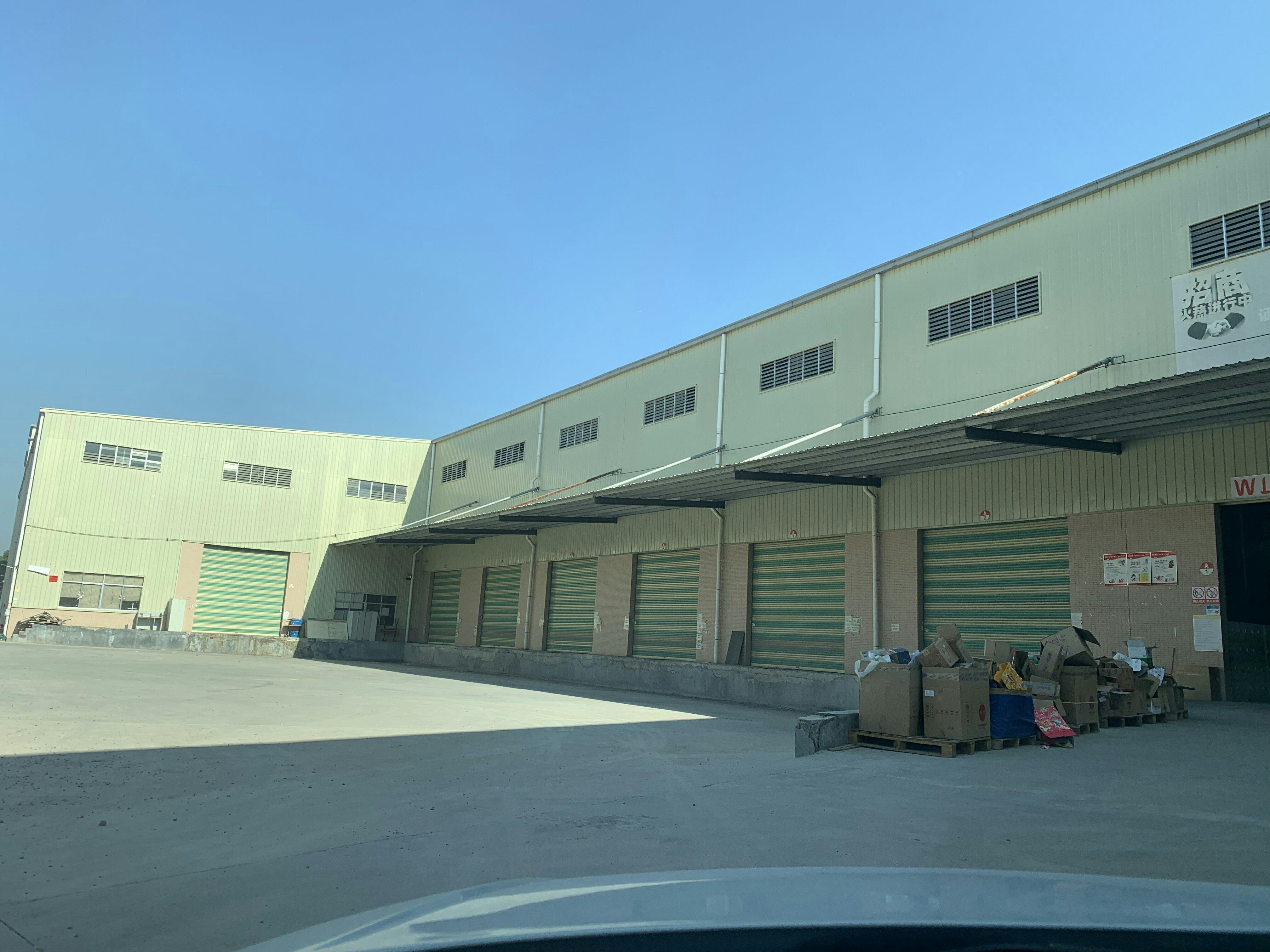 广州市黄埔区开发区新出危化品甲类仓库厂房出租远离居民区。