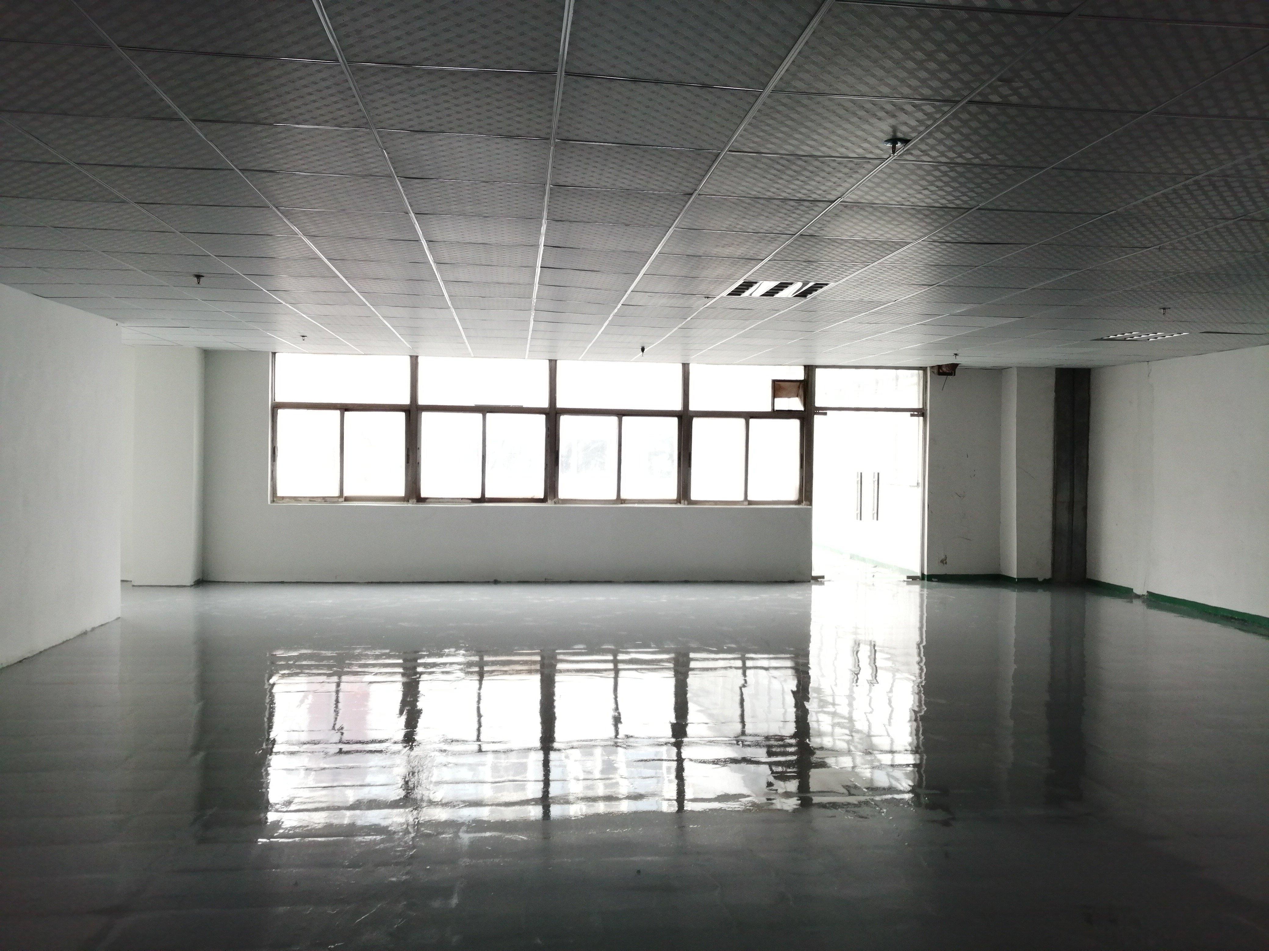 福永会展中心附近高新产业园区楼上450平豪华装修厂房出租-图4