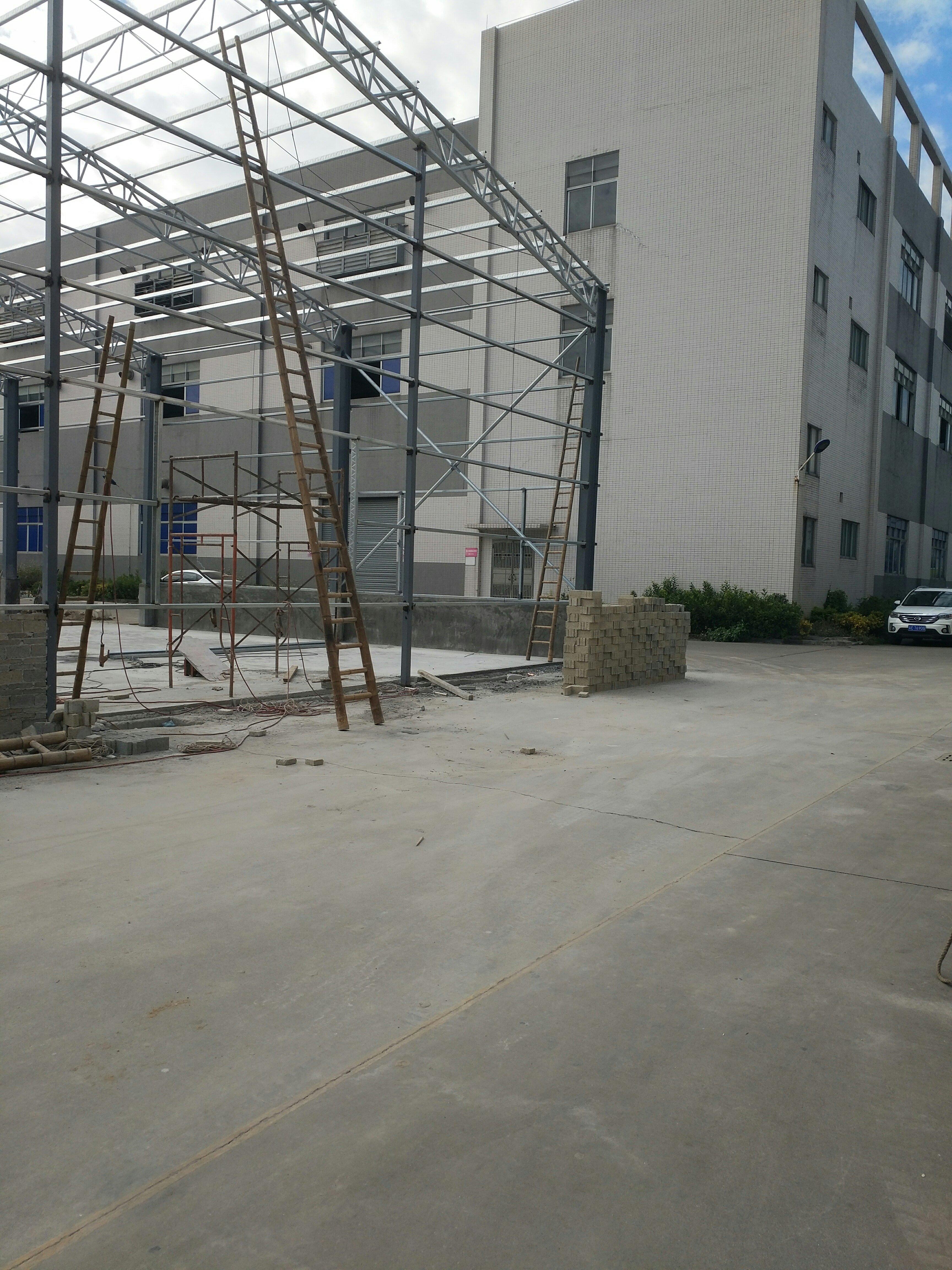 单一层全新刚结构厂房