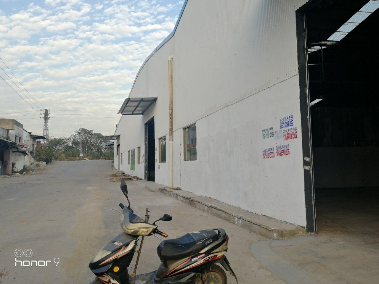 原房东!江门荷塘4600平方钢构可办喷粉,压铸,抽粒等环评