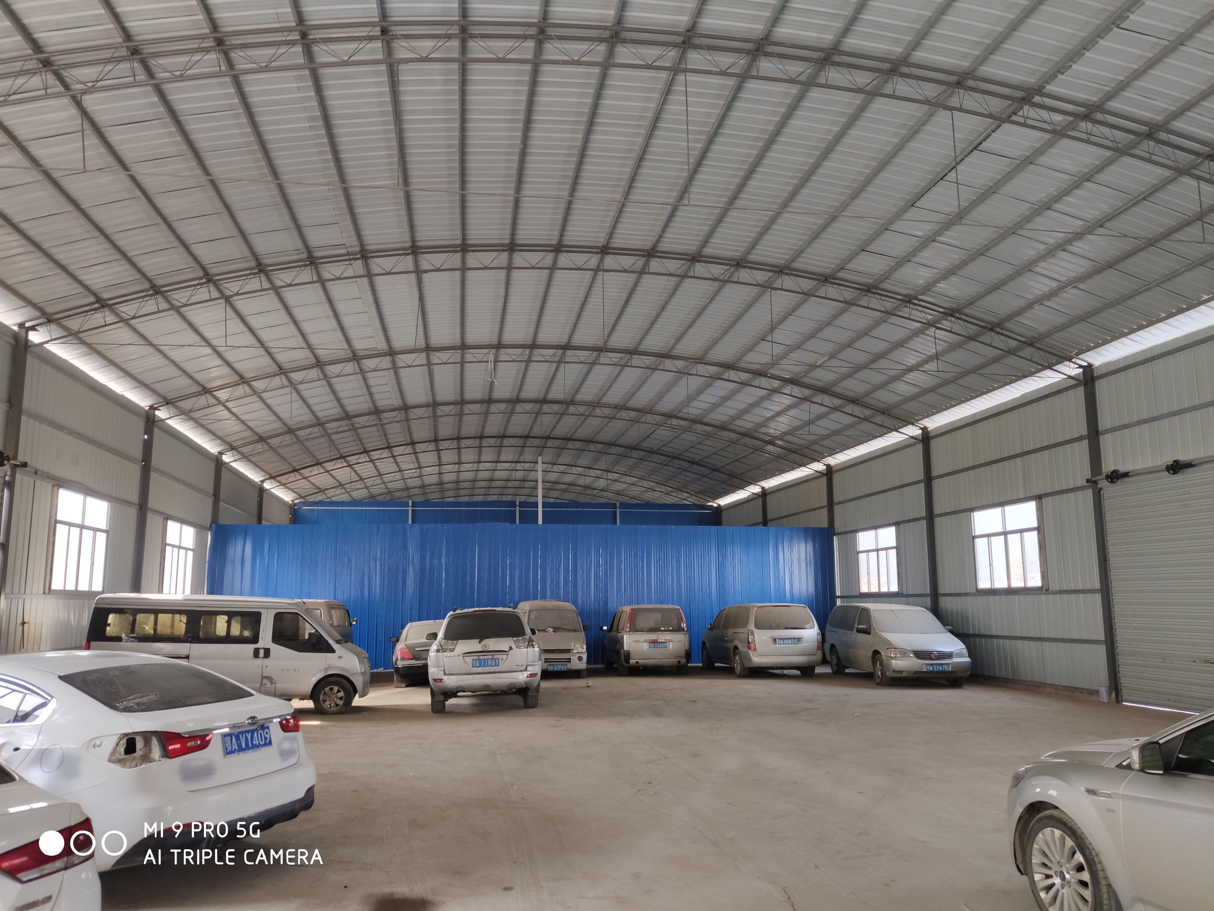 白沙洲钢构厂房1200平米,可分配套齐全。