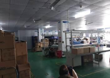 龙华龙胜地铁口和平路楼上新出750平标准厂房格局精装修图片1