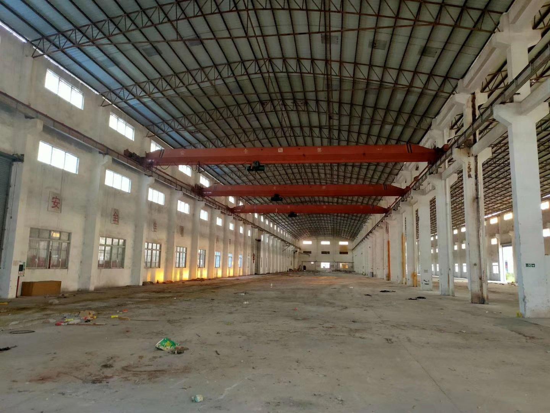 佛山三水区白坭镇原房东独门独院47250平米单一层厂房出租