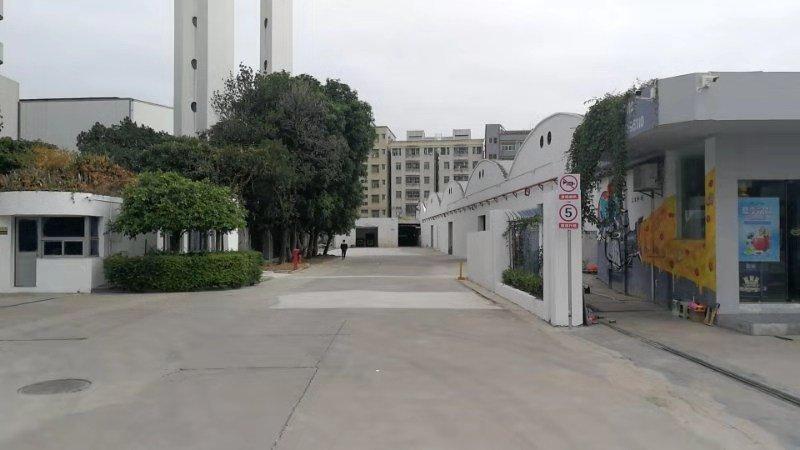 同乐靠近深汕路边独院钢构仓库物流厂房10000平出租,可分租