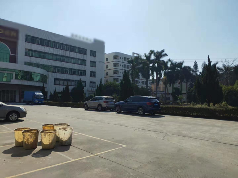 东莞新出食品厂房9800平,有红本,天然气,证件齐全