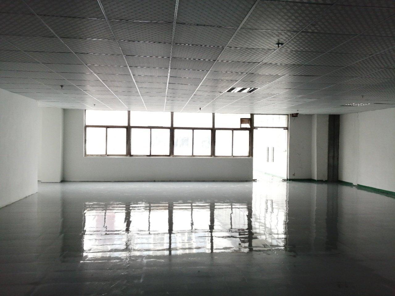 福永会展中心附近高新产业园区楼上450平豪华装修厂房出租-图3