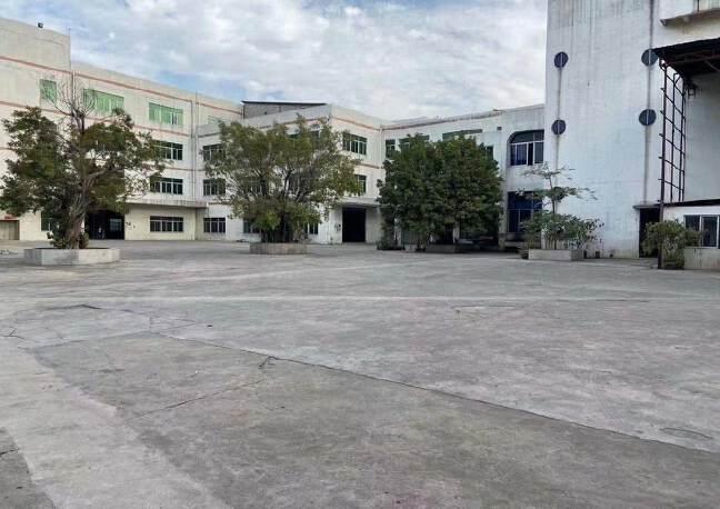公明高速口33000平厂房实际面积出租原房东红本厂房(可分租