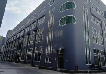 观澜地铁口红本厂房1-4层9800平方价格26块,一二楼6米图片2