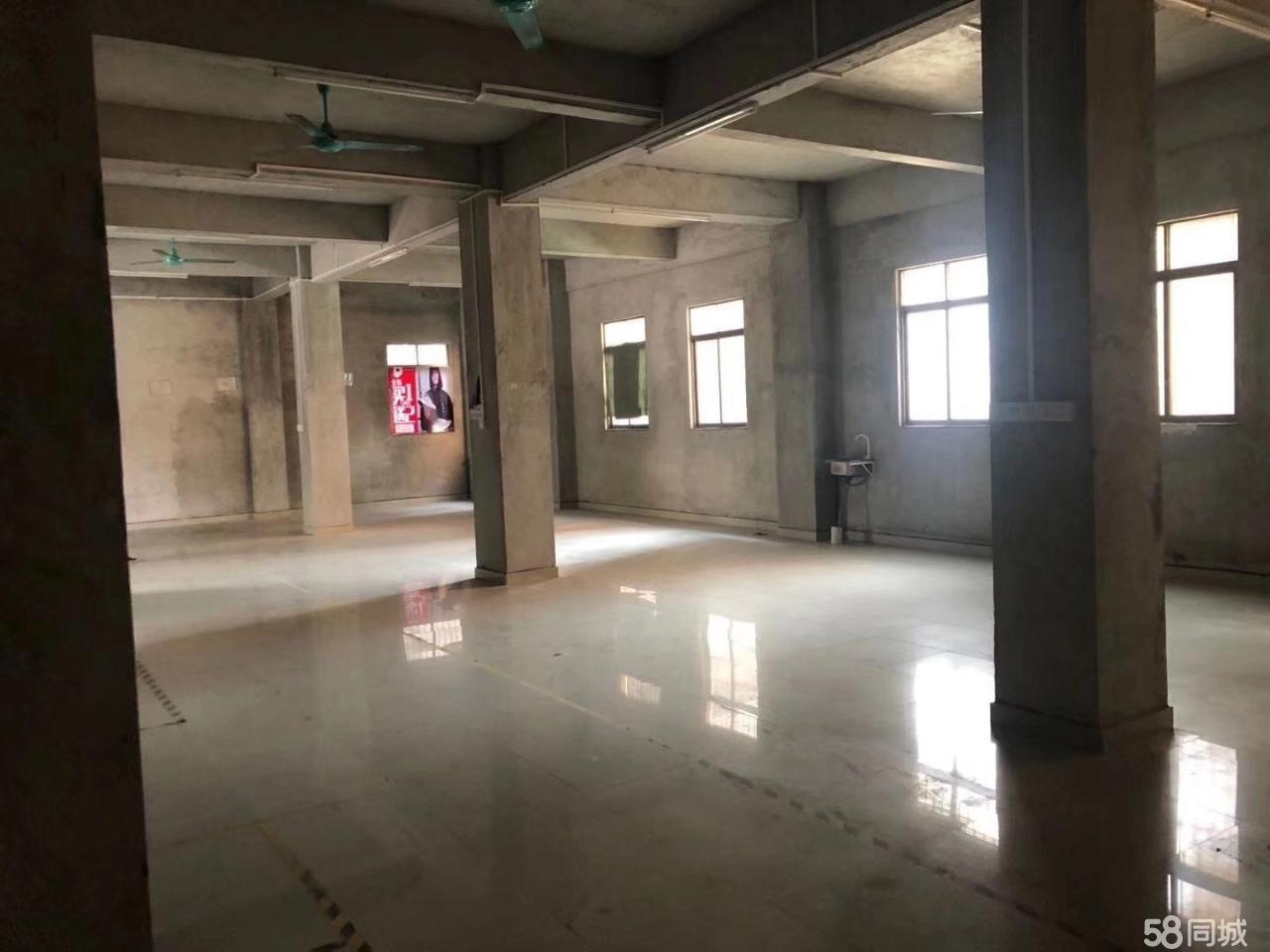 花都区新雅街道镜湖大道旁可做办公小加工独栋厂房仓库出租