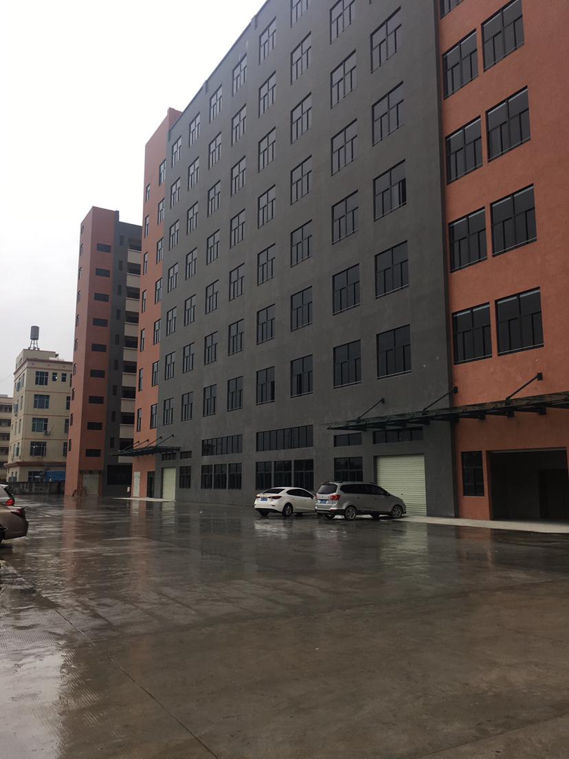 可办理环评全新4-5楼两层3600平方高度4.8米