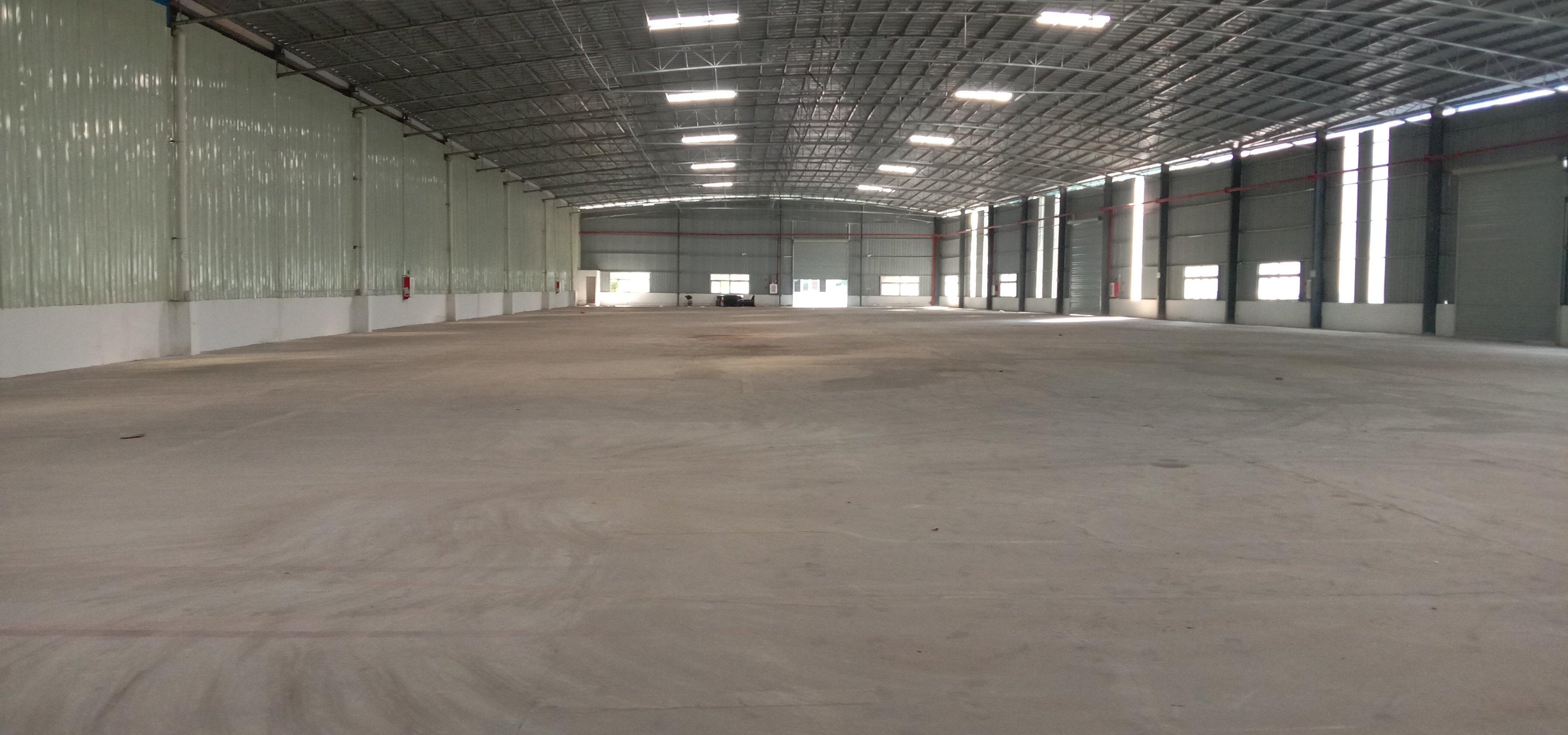 樟木头钢构仓库出租,滴水8米2700平方,中间无柱子