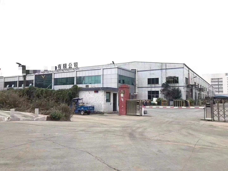 公明带红本原房东高速出口附近独院钢构厂房出租12000平