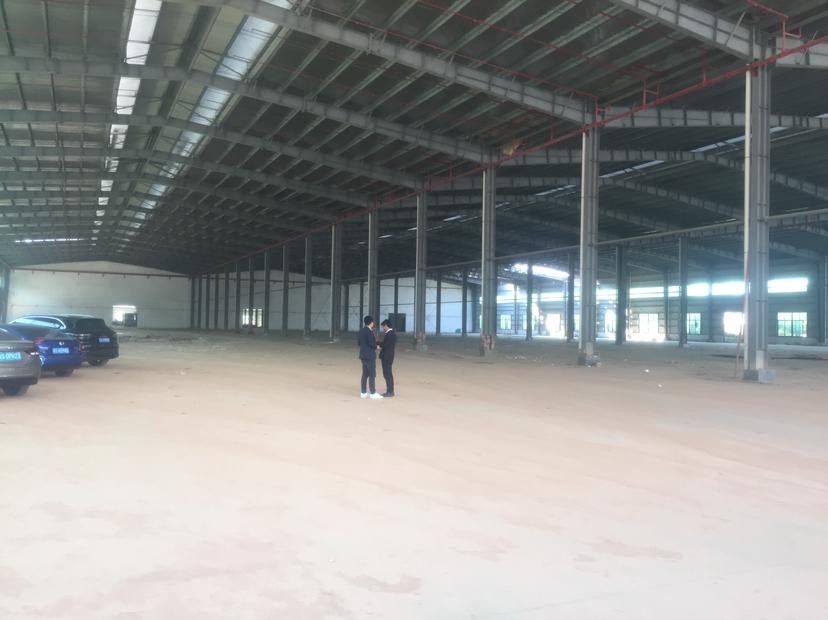 江门荷塘大型工业园25000方厂房招租