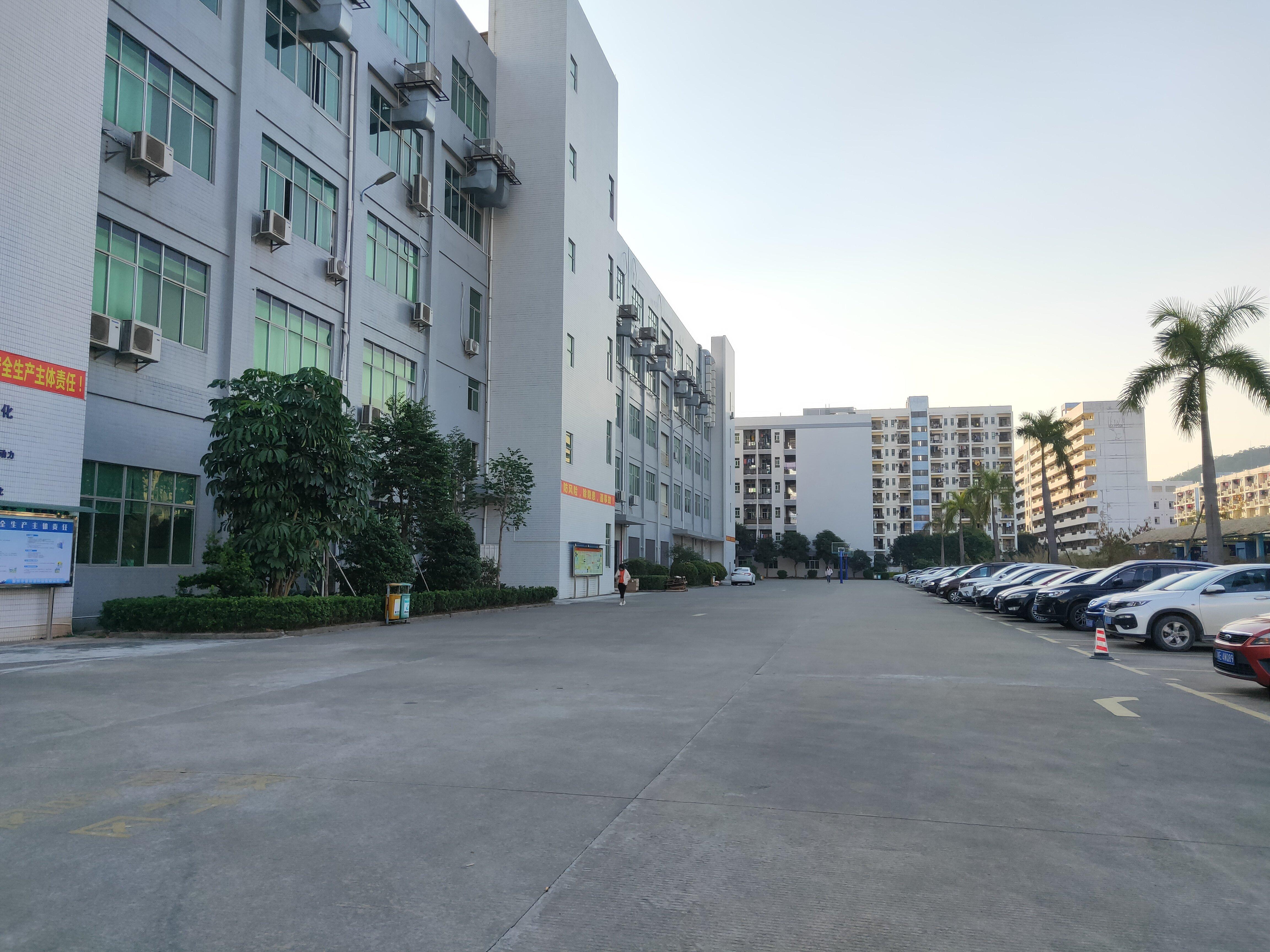 惠州大亚湾新出花园式标准7000平方厂房出租
