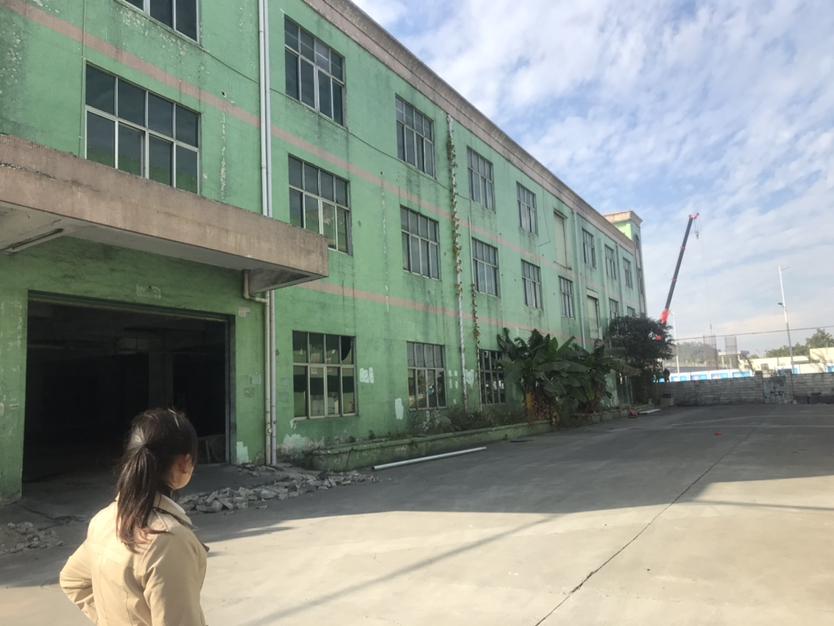 中山三角原房东厂房出售
