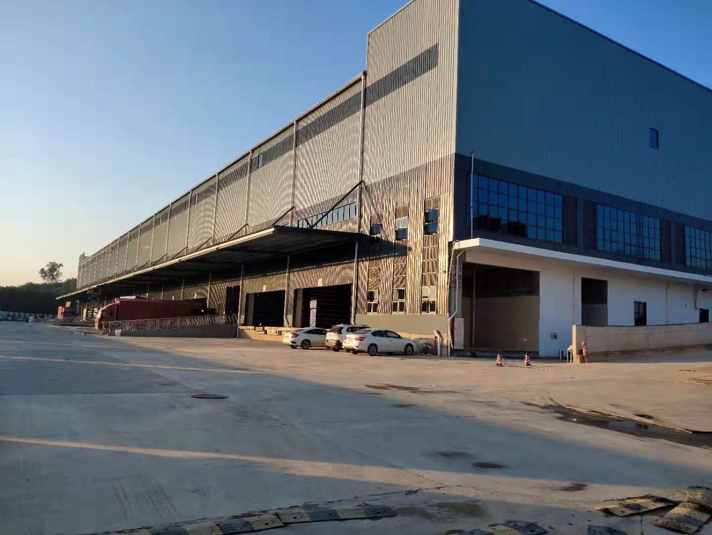 杏坛科技区新出独院厂房9000方、滴水8米、带卸货高台