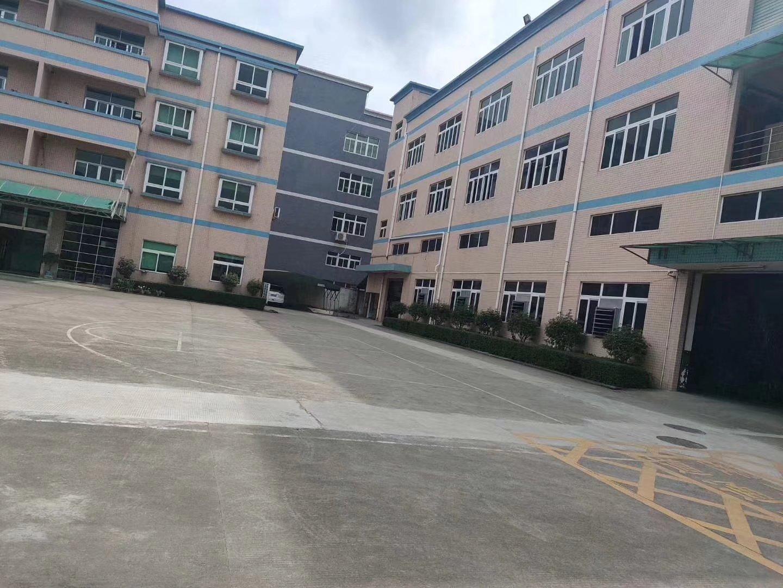 松岗龙大南光双高速出口新出原房东一楼6米高花园式独门独院厂房