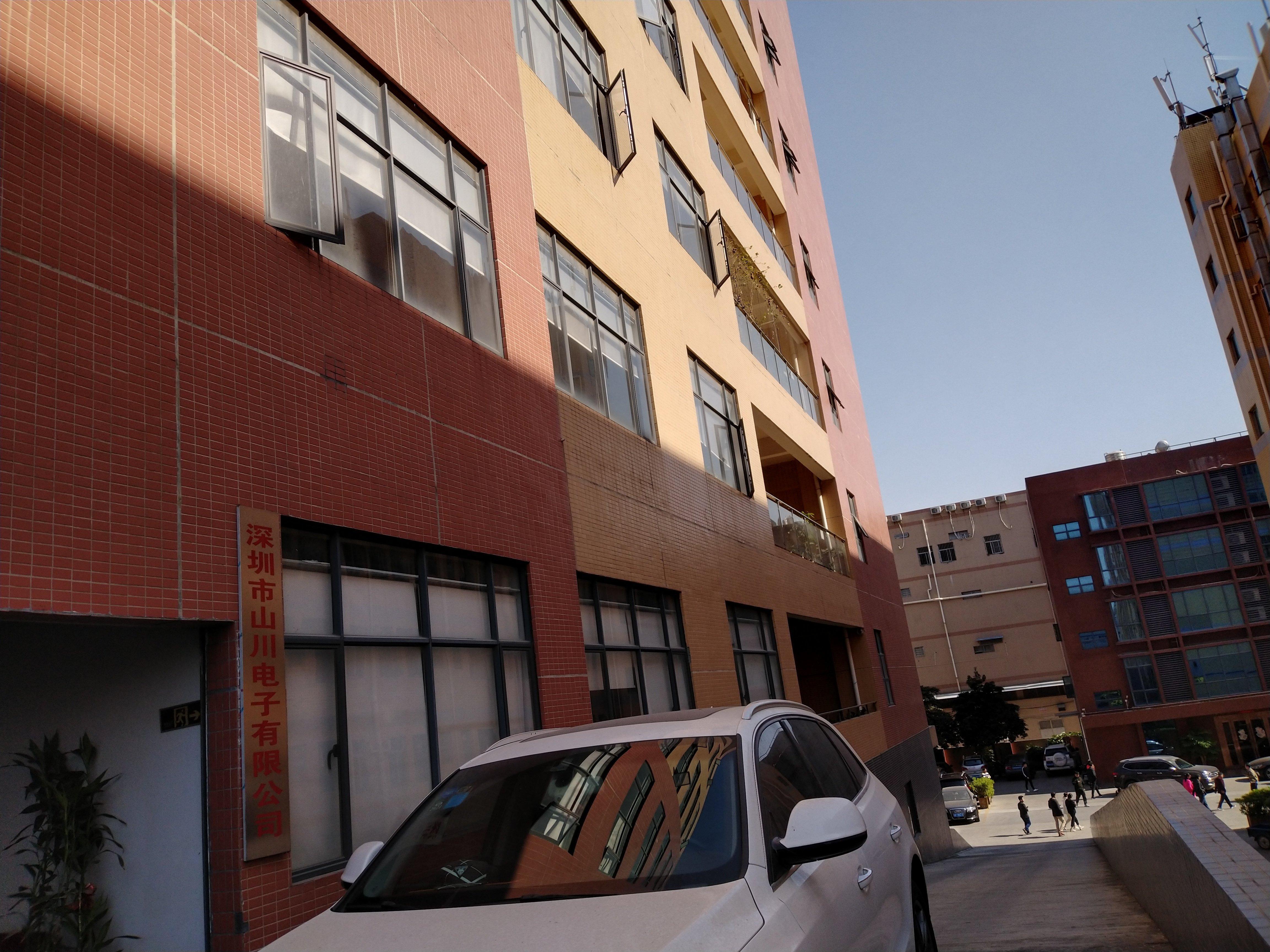 沙井后亭地铁口大型工业区楼上带装修1200