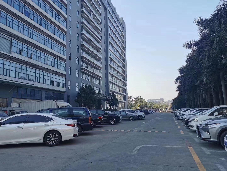 福永大洋田二楼精装修原房东厂房900平方出租