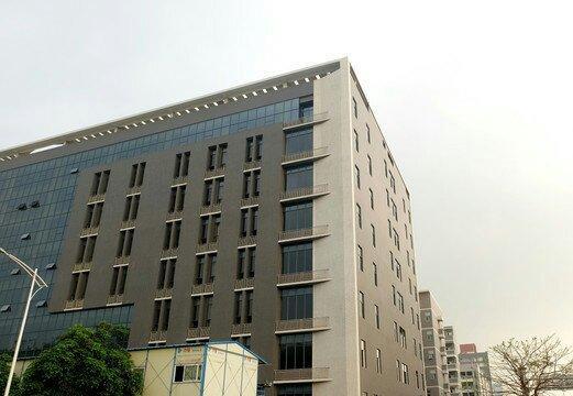 增城区新塘镇地铁口占地30.4亩建筑54000㎡双证厂房出售