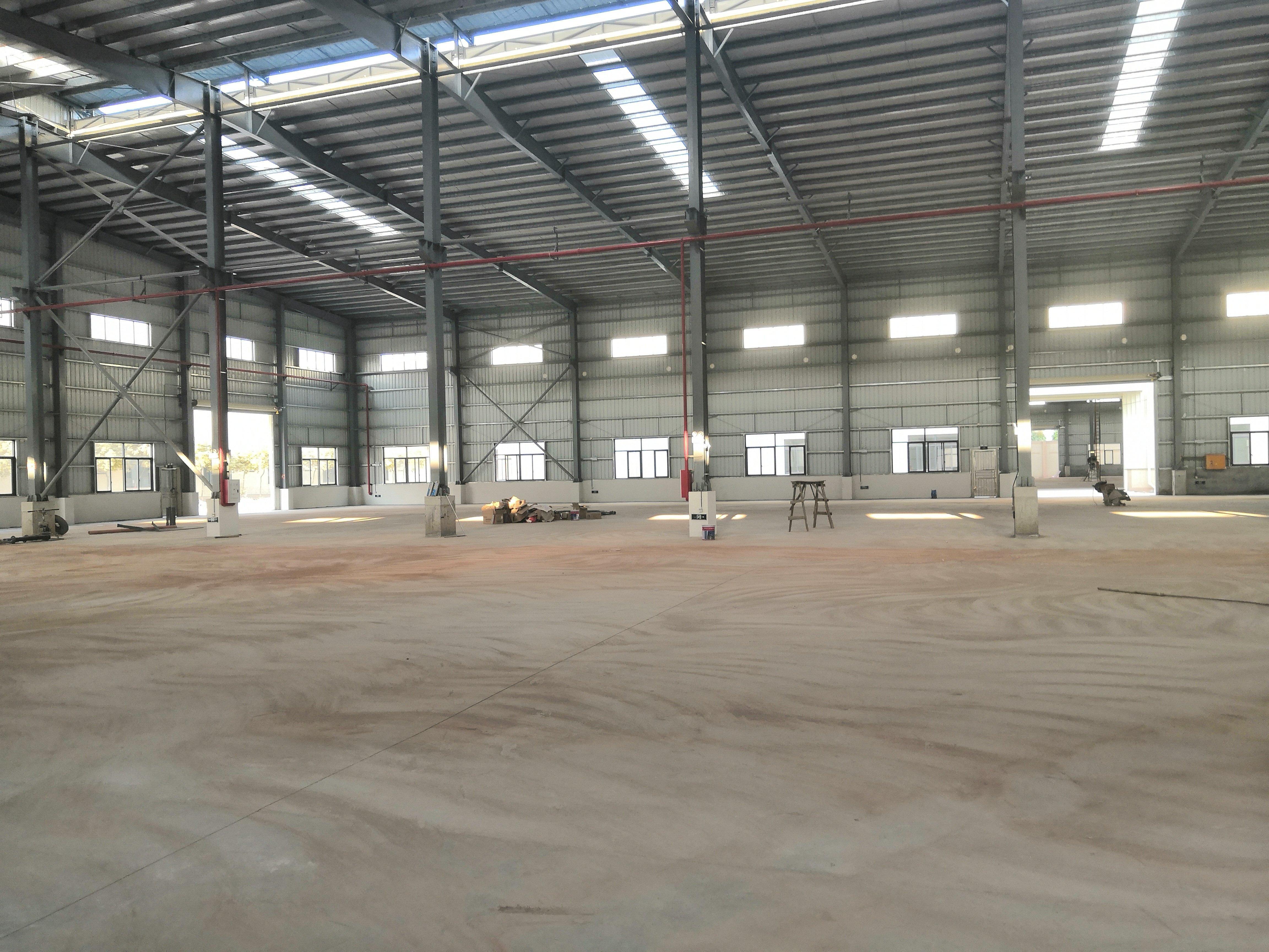 平潭镇原房东独院重工业12米滴水厂房5栋加两栋宿舍