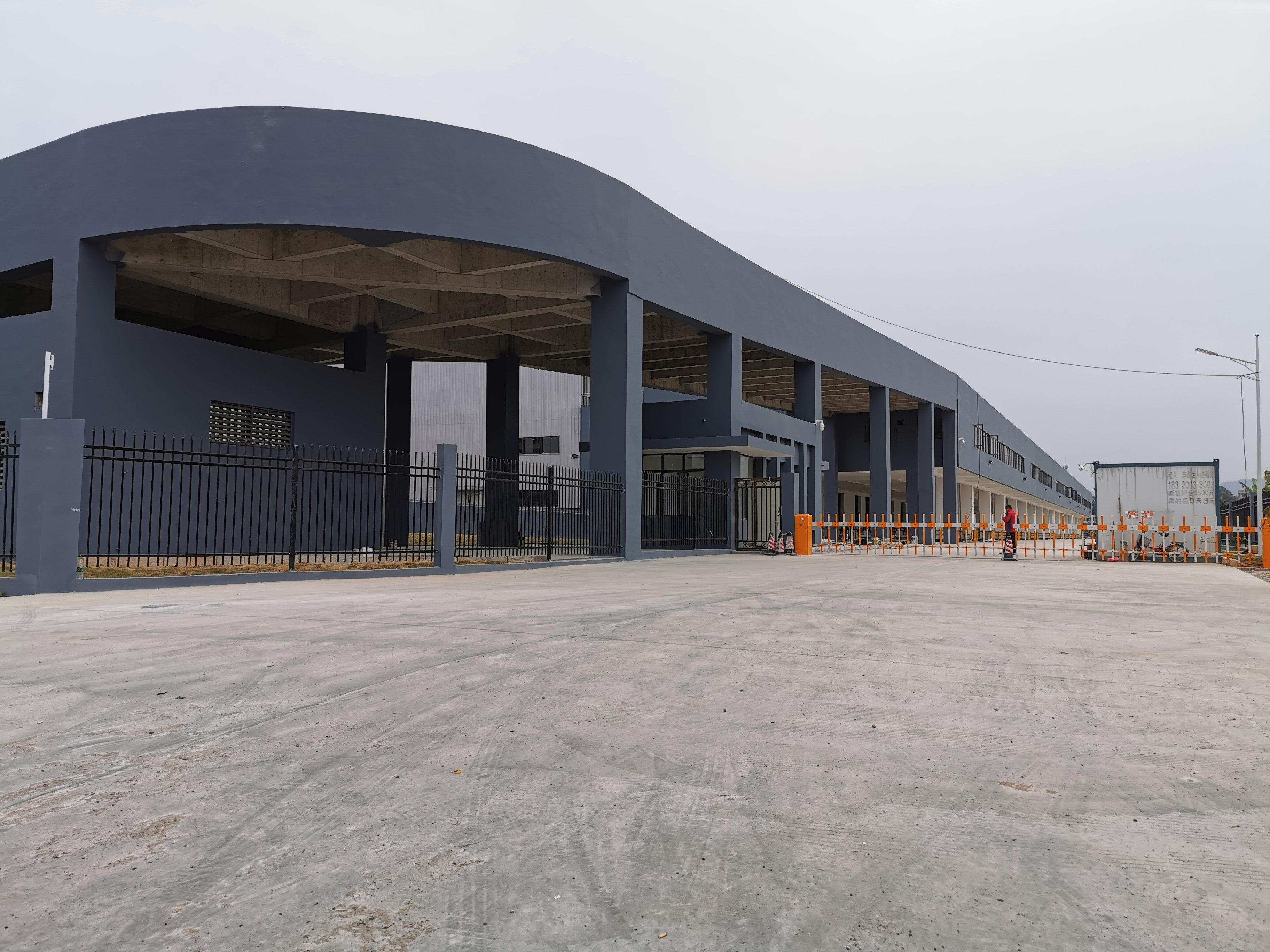 常平新建二层高台物流仓47000平米隆重招租