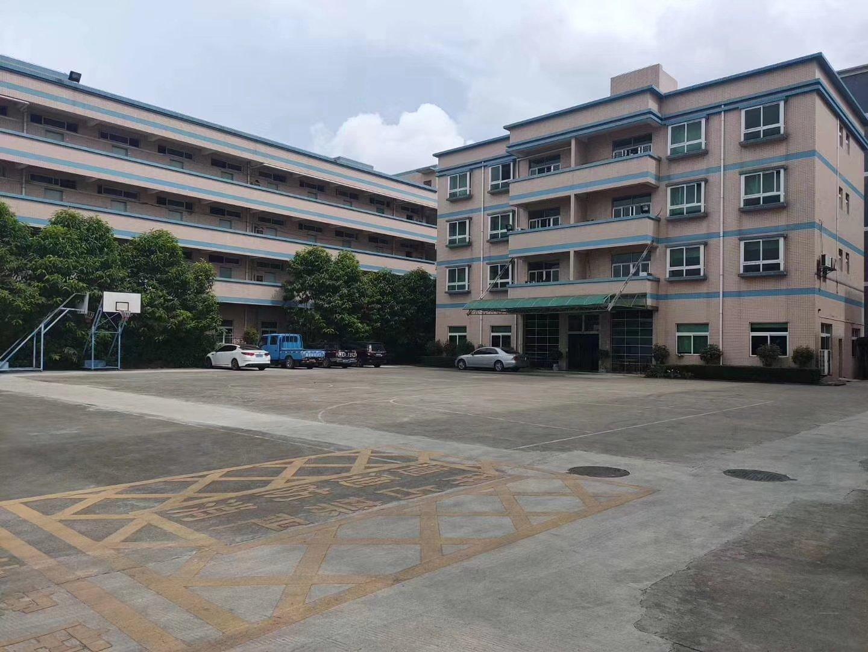 松岗龙大南光双高速出口新出原房东一楼6米高花园式独门独院厂房-图6