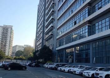 福永大洋田楼上1600平米豪华装修厂房免费用,无转让费图片1
