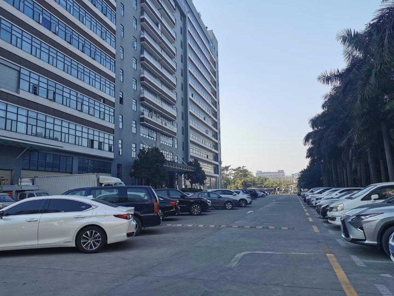 福永107国道边原房东独门独院厂房1600平出租面积实在