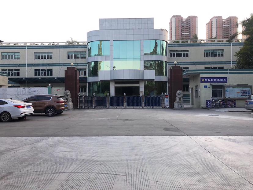 凤岗雁田一楼5700平,花园式厂房