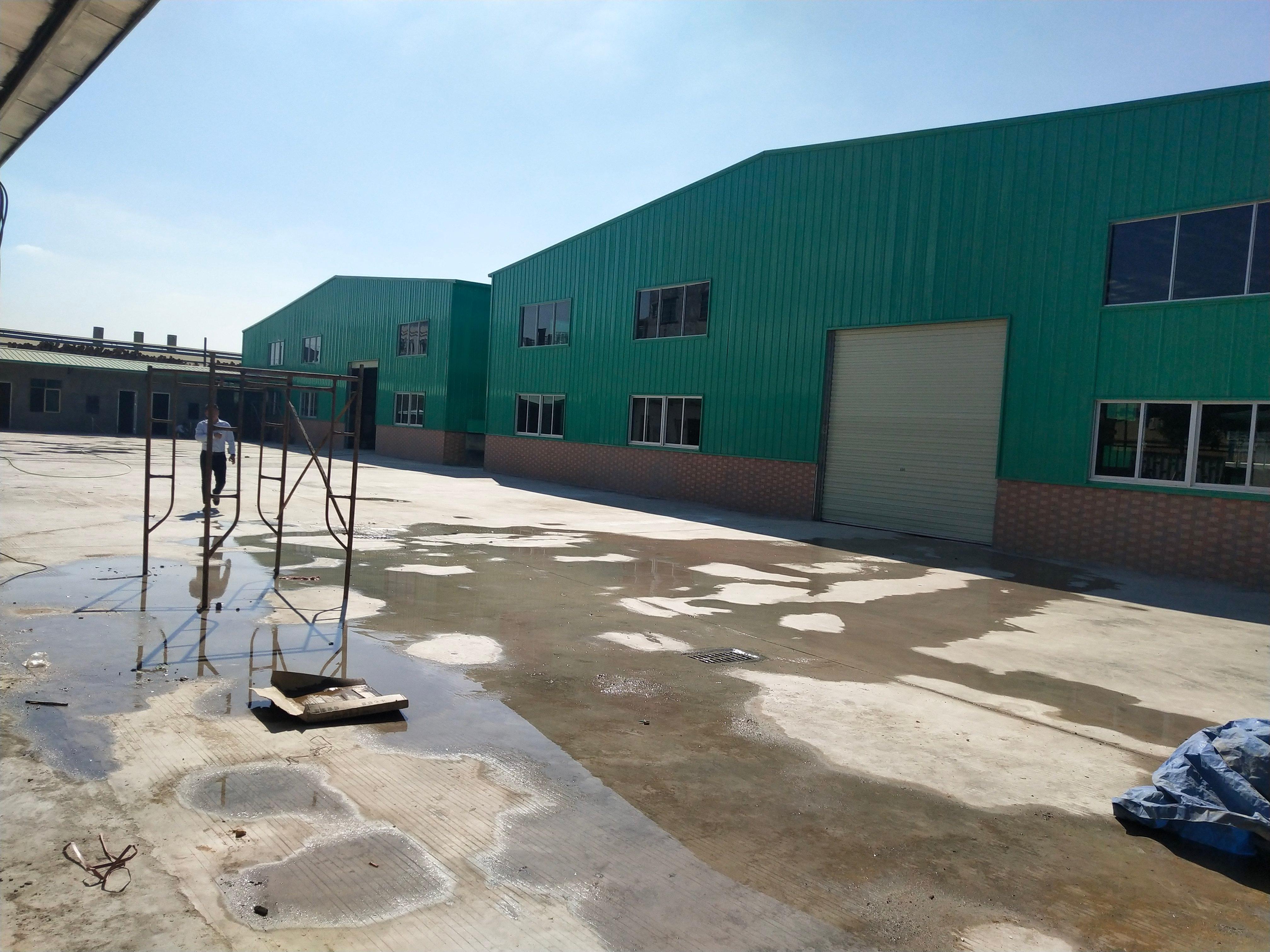 博罗县龙溪镇新出原房东单一层厂房约4200方