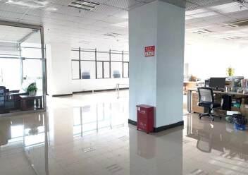 福永大洋田楼上1600平米豪华装修厂房免费用,无转让费图片5