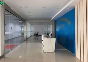 福永大洋田楼上1600平米豪华装修厂房免费用,无转让费图片2