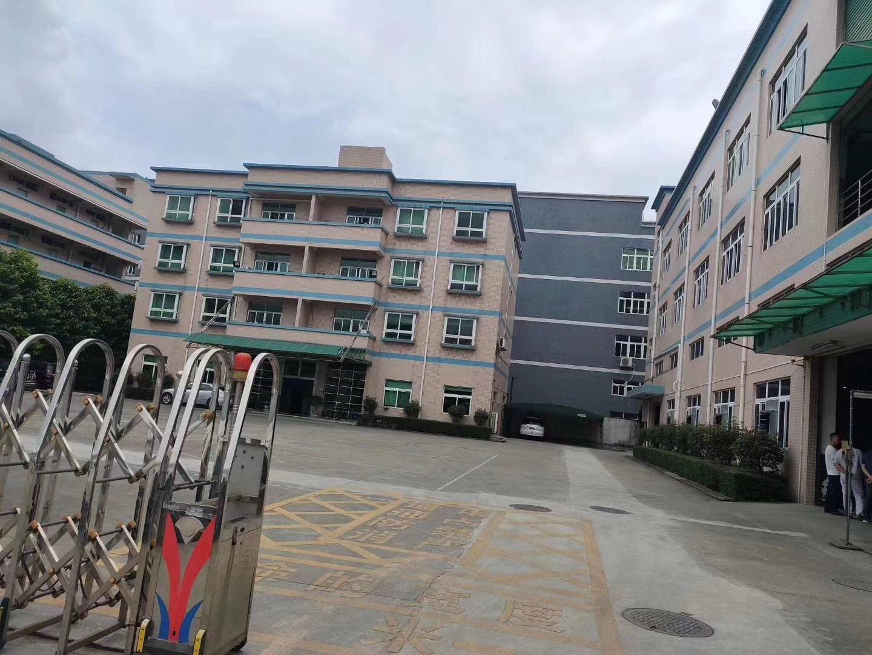 松岗龙大南光双高速出口新出原房东一楼6米高花园式独门独院厂房-图3