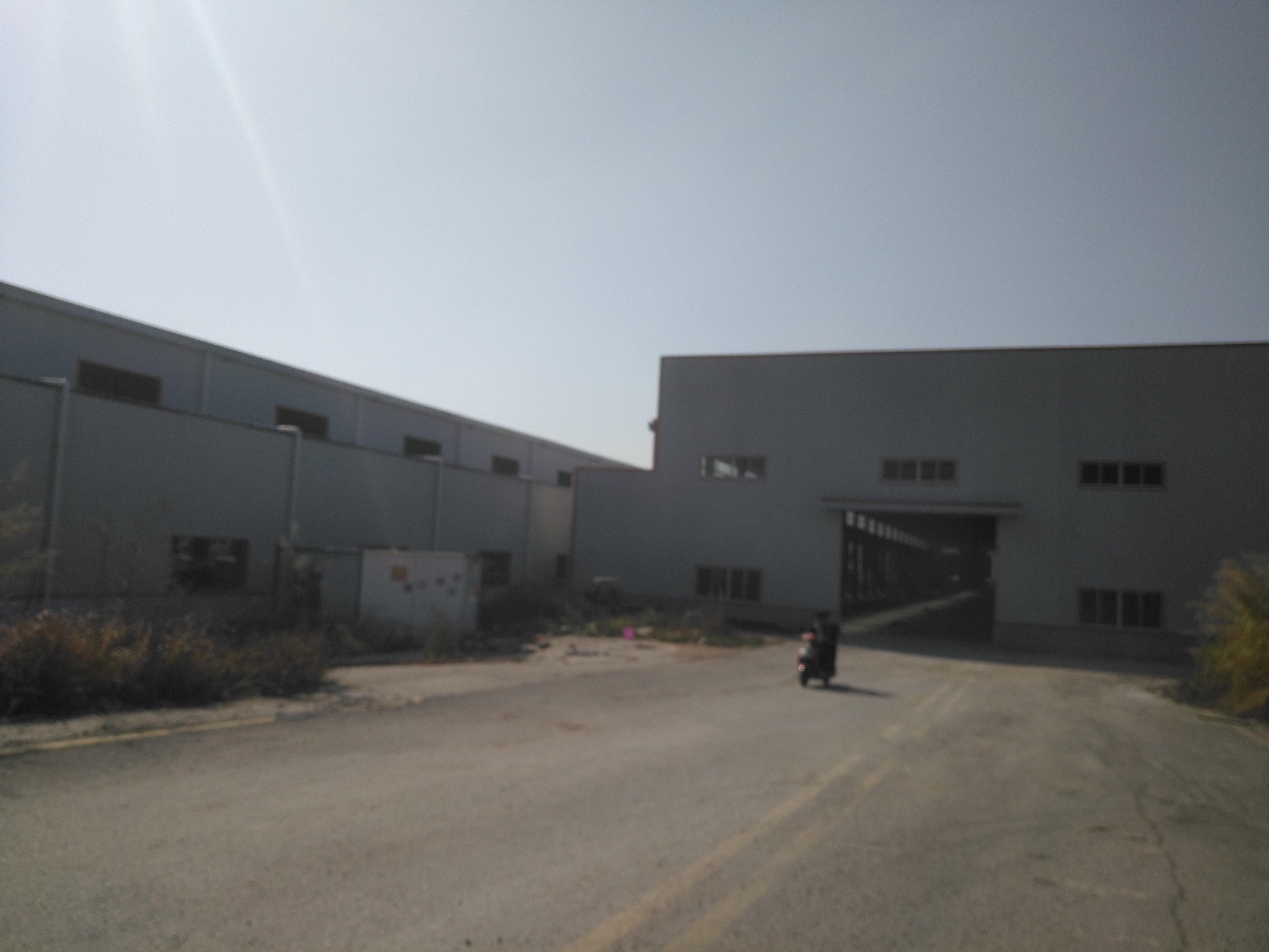 江门荷塘独门独院原房东35700平米全新钢结构厂房出租