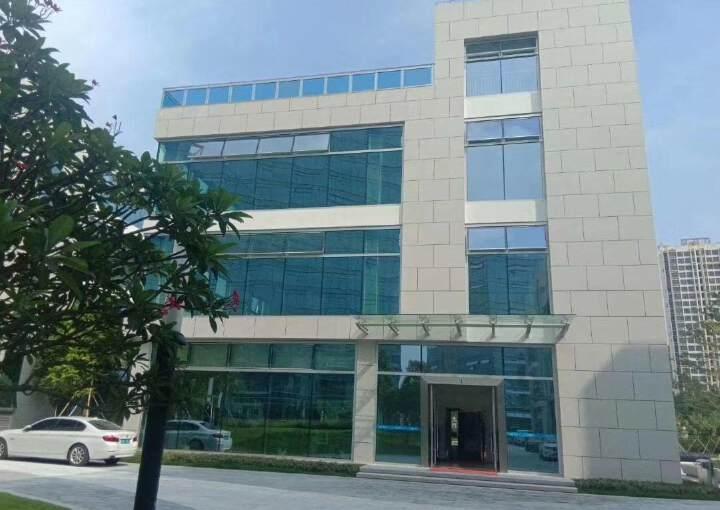 深圳布吉全新商业红本花园小独栋写字楼2110平出售图片1