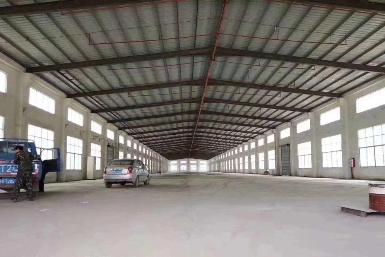 单一层万博app官方下载出租车间面积3900平米工业园区