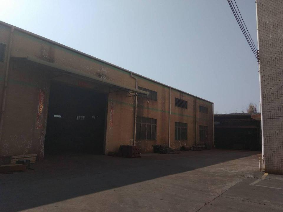 白云区单一层砖墙到顶独院1000平方厂房仓库出租