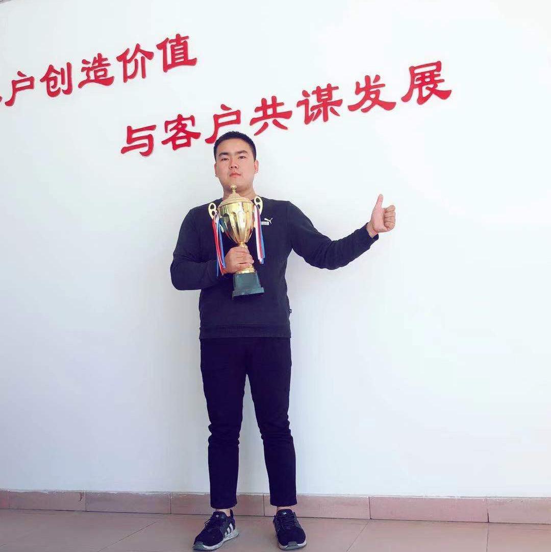 厂房经纪人刘鑫