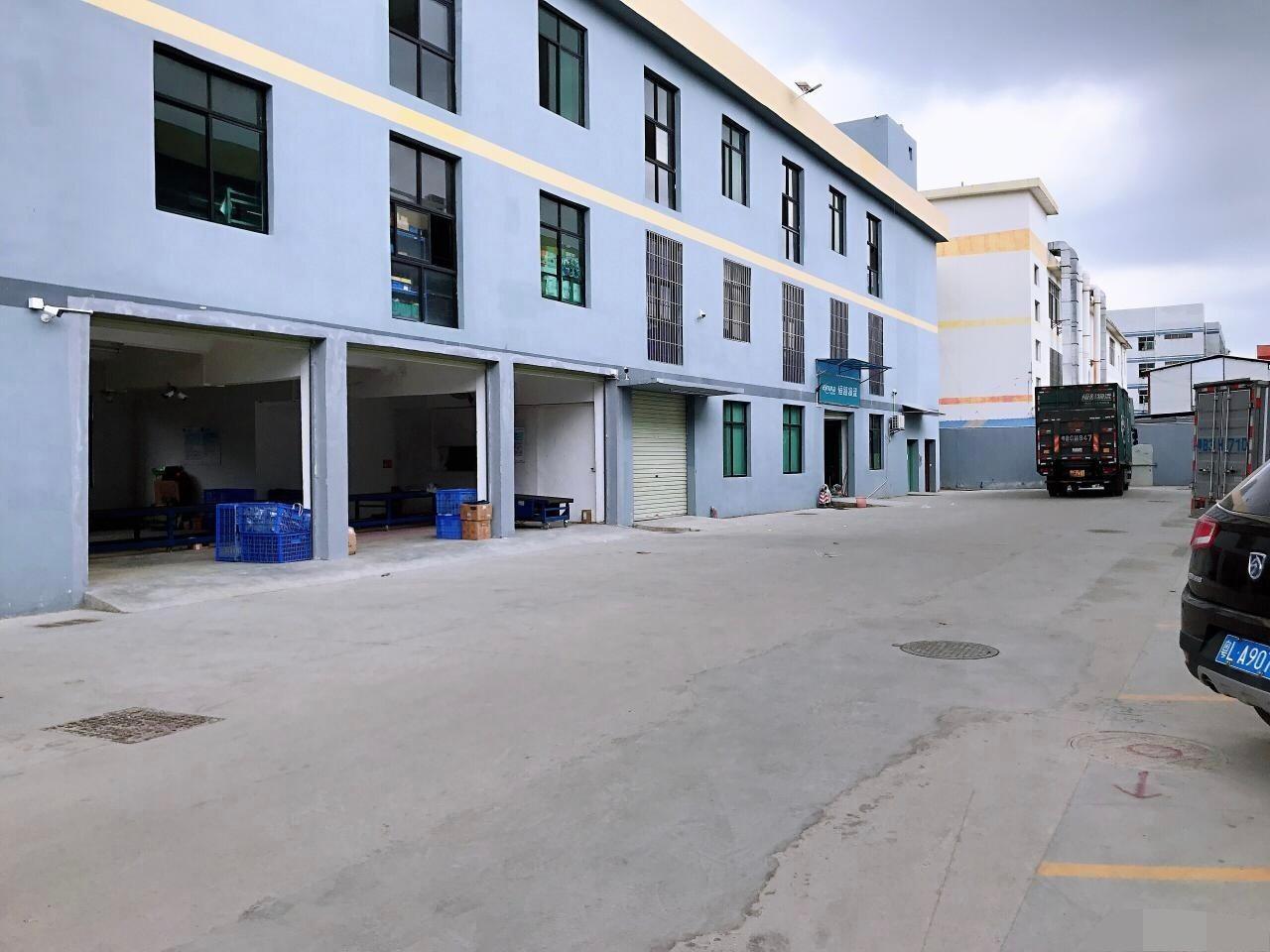 出租丨原房东!安良工业园新出825平厂房仓库出租,带装修
