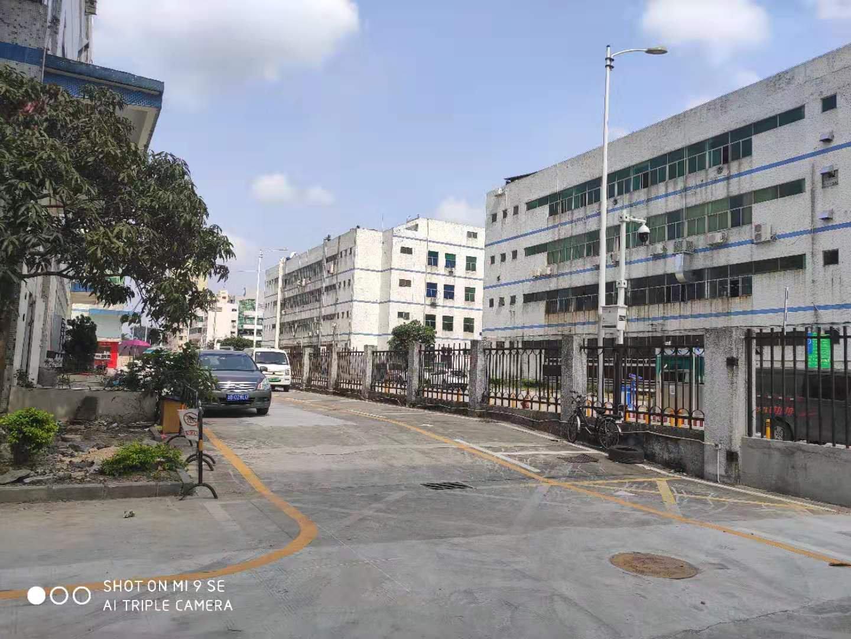 龙华区大浪新出原房东红本一楼高7米使用率高可分租