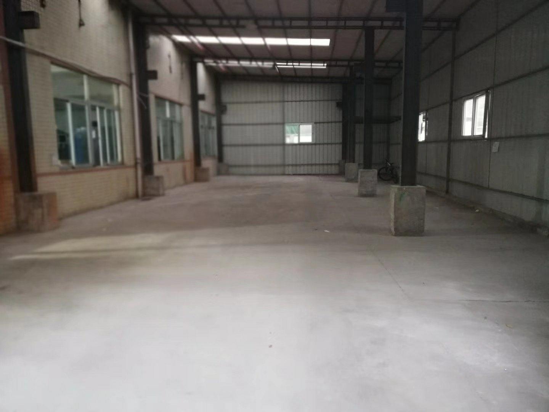 观澜新出钢构小厂房,面积300平,可做仓库,加工