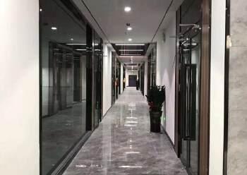 坂田甲级写字楼开发商直租实用率75,免租期60天,100平起图片4